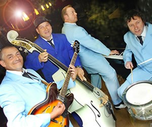 The Jive Brothers Rock n Roll Band, Swing, Jive and Rock n Roll band