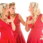 The Melodic Belles available to hire from Alive Network Entertainment Agency