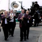 The New Orleans Jazz Funeral Band, Specialist Music for hire in Wiltshire