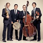 The Quartones, live wedding music for hire in East Lothian area