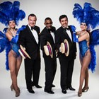 (Rat Pack) The Rat Pack Swinging Live, live wedding music for hire in East Lothian area