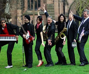 The Red Stripe Band, Swing Jive Band