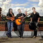 The Roots Acoustic Trio, Solo, Duo or Trio for hire in Perthshire area
