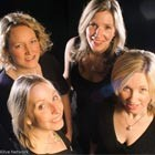 The Rose String Quartet, live wedding music for hire in East Lothian area