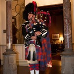 Hire The Scottish Piper, Bagpipers from Alive Network Entertainment Agency