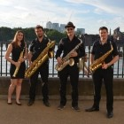The Shard Quartet, Specialist Music for hire in Flint