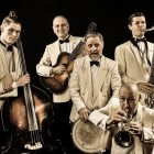 The Sinatra Swingers Live Music to hire for a Wedding Drinks Reception