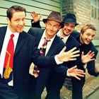 The Swing Cats, Swing Jive Band for hire in Cambridgeshire
