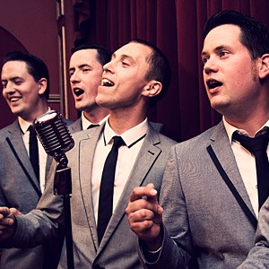 The T-Tones, Doo-Wop Acapella Vocal Group