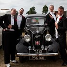 Toffs In Tails, Unique Wedding Music available to hire for weddings in Cheshire