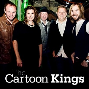 Cartoon Kings, Rock & Pop Function Band