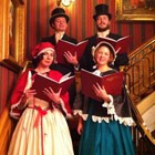 Victorian Carol Singers are available in Anglesey