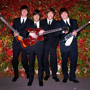 With The Beatles, Beatles Tribute Band