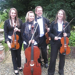 Yorkshire Strings, String Quartet