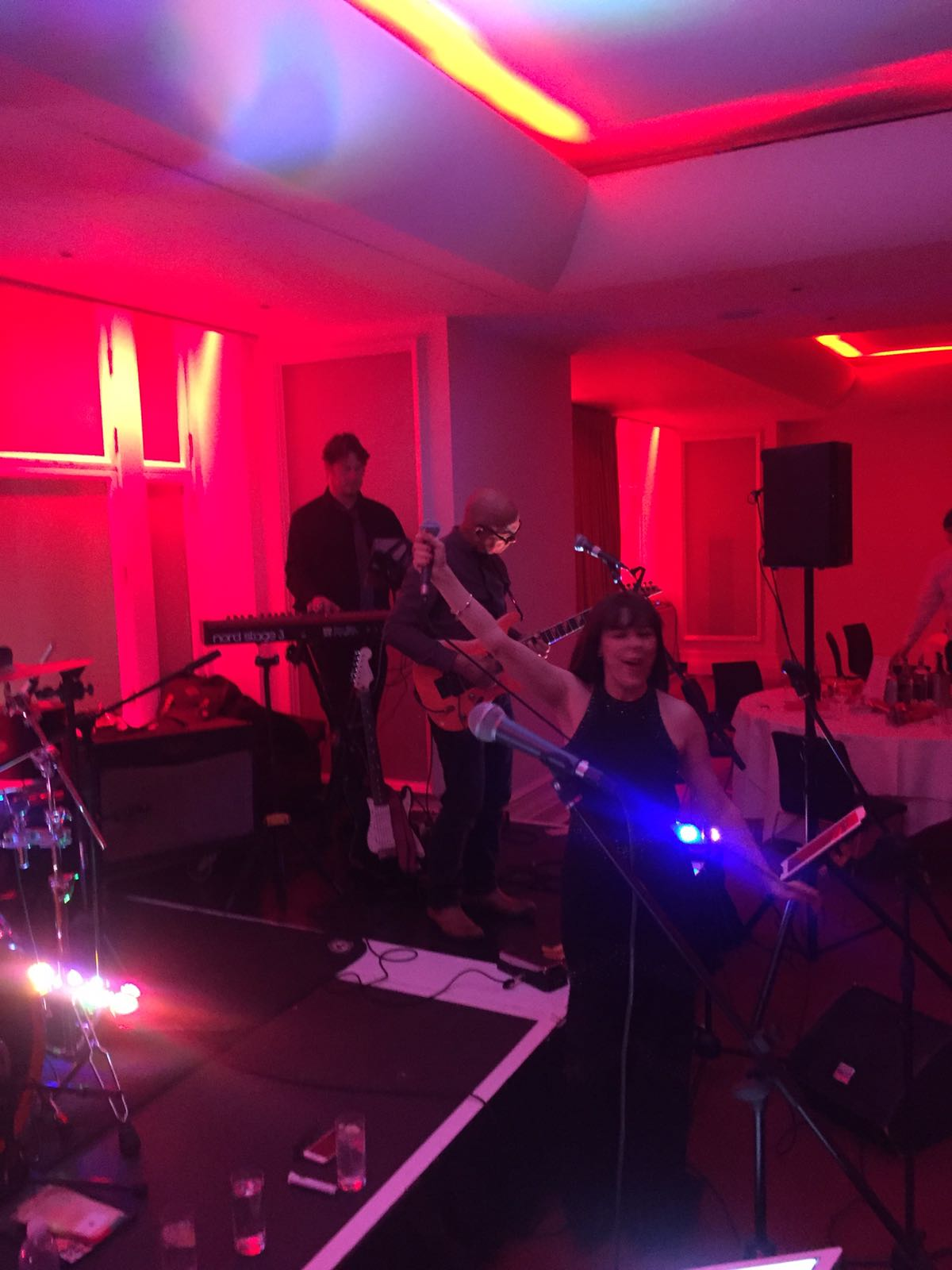 Lost In Music   Rock and Pop Function Band Hertfordshire   Alive Network