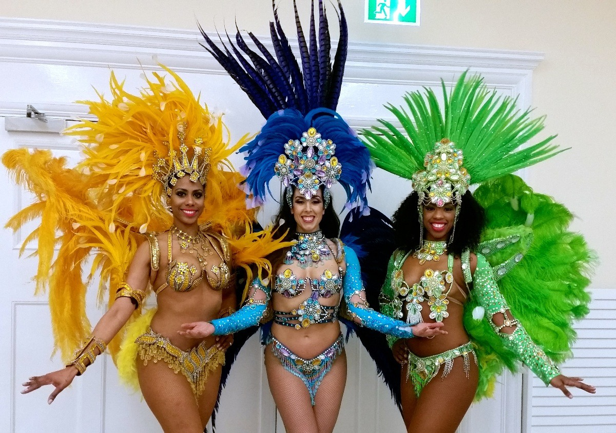 Brazilian Carnival Dancers | Dancers London | Alive Network