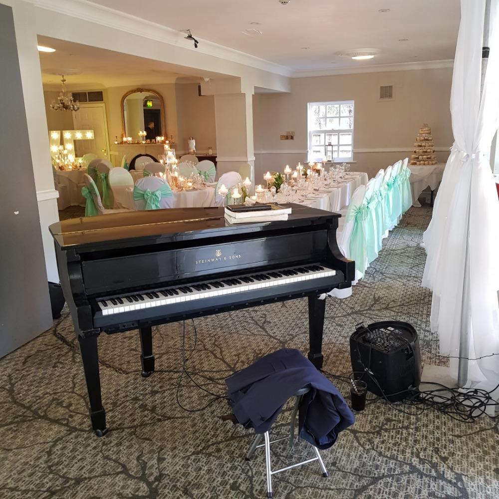 Lee Mathews Pianist Review Wedding Greater Manchester