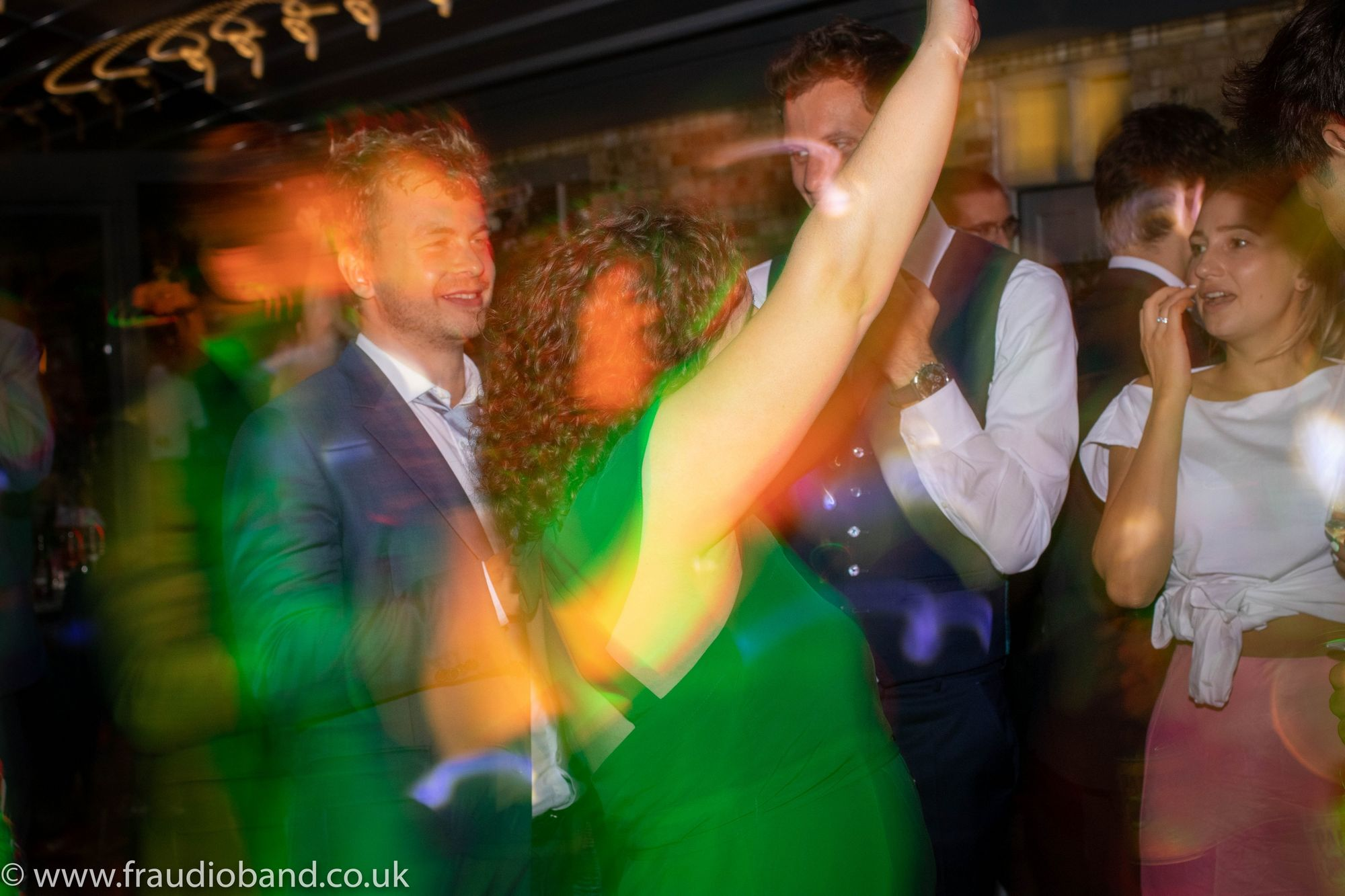 Fraudio | Rock and Pop Function Band Warwickshire | Alive
