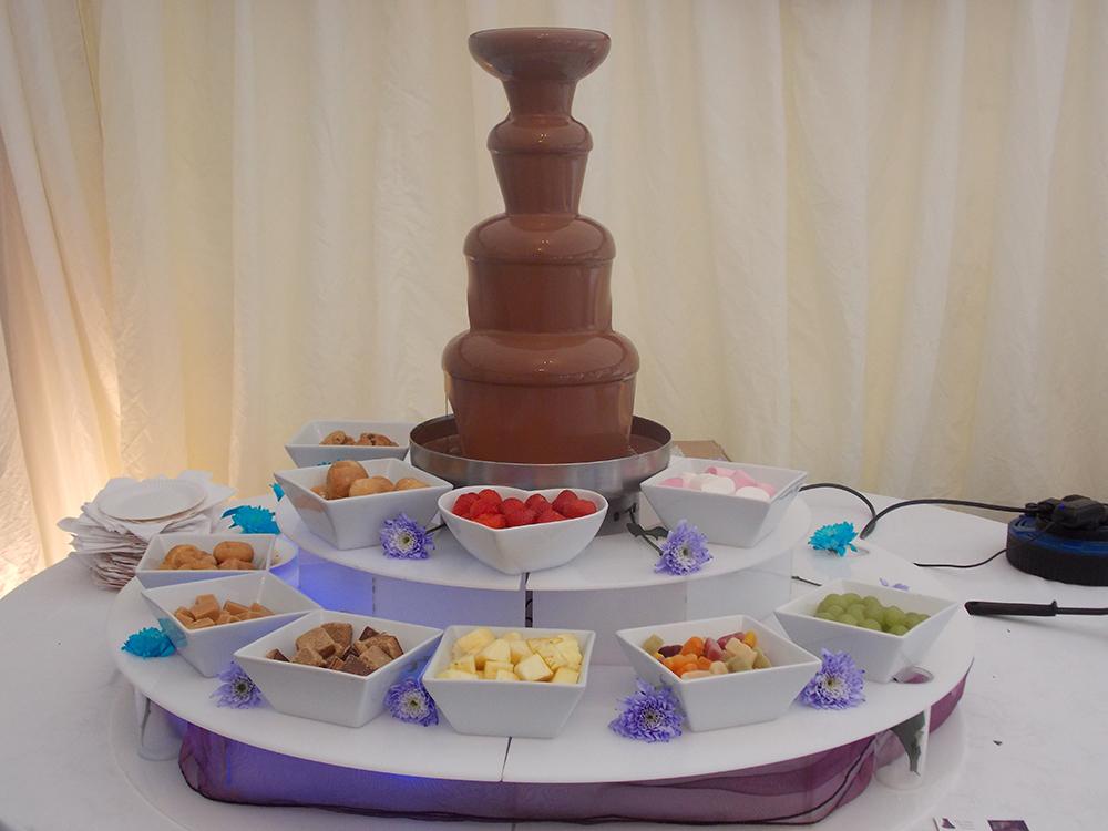 Chocolate Fountain Recipe - Genius Kitchen