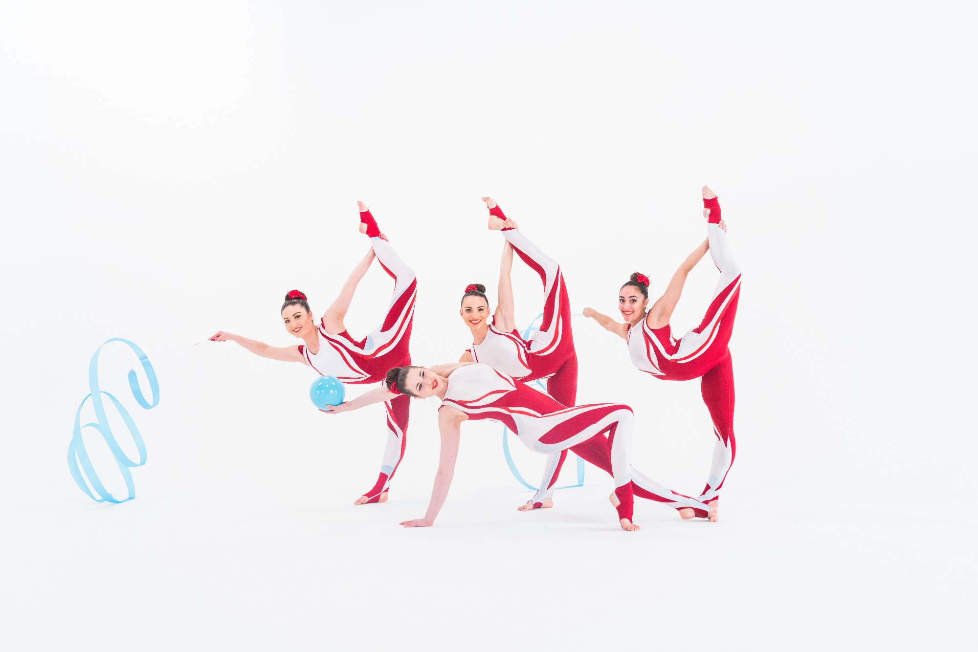 Olympic Gymnasts | Circus Acts London | Alive Network