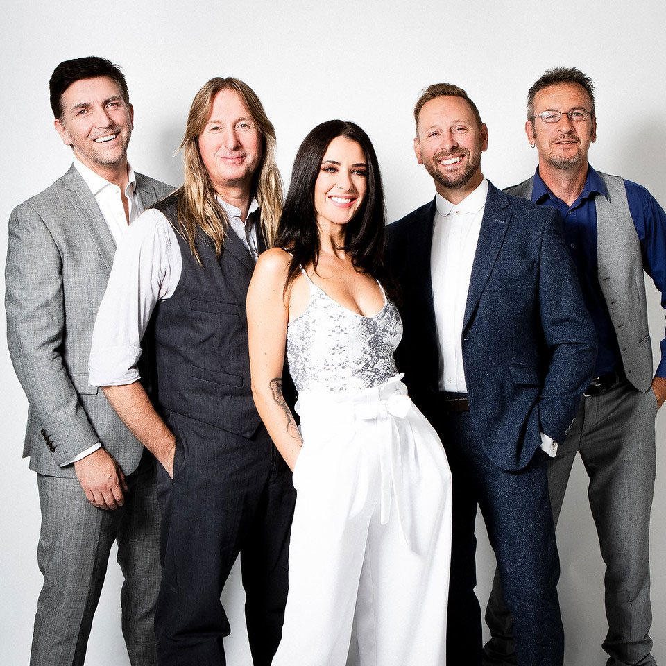 Dexter | Rock and Pop Function Band Cheshire | Alive Network