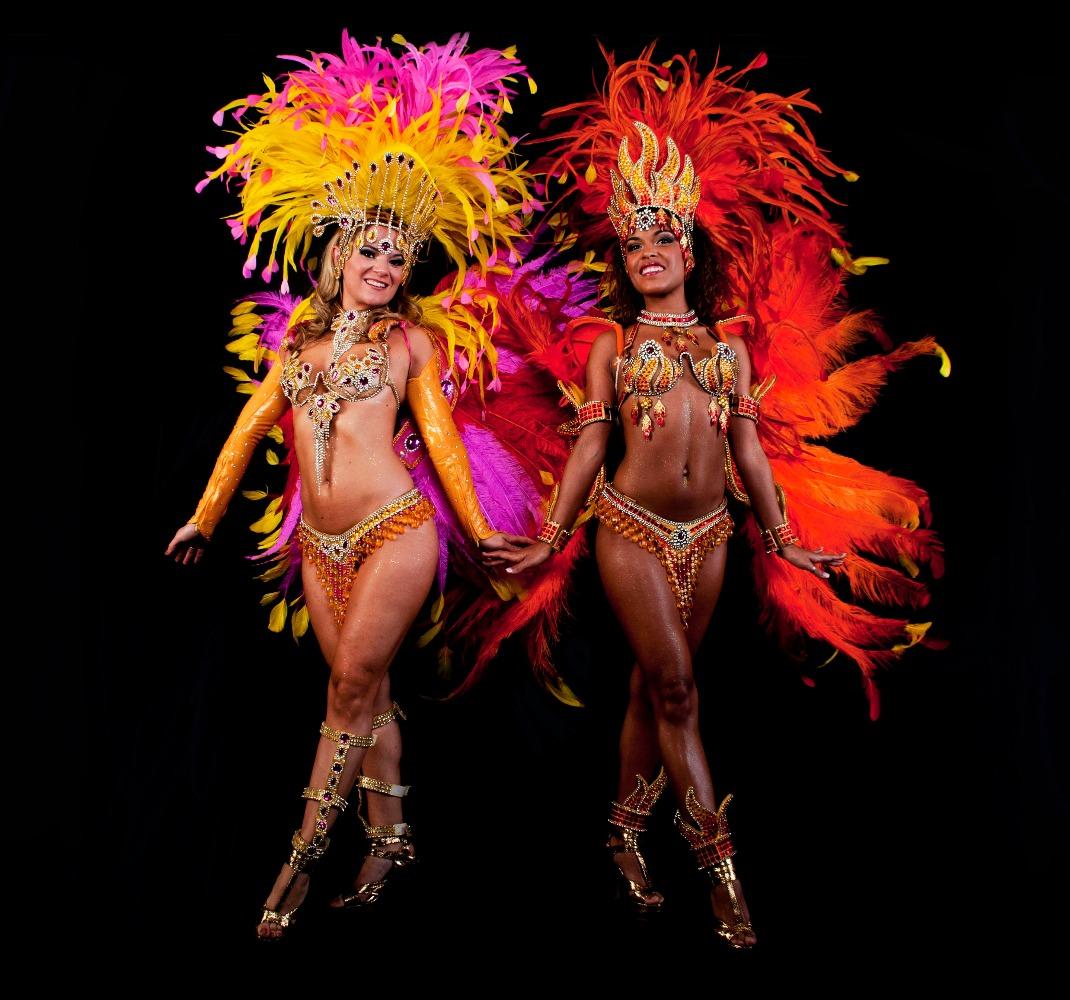 Brazilian Samba Cabaret Dancers | Dance Group London | Alive
