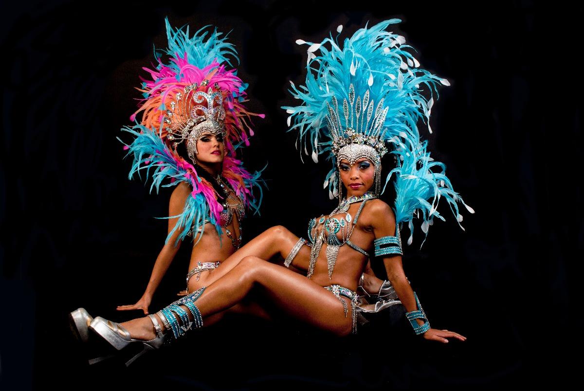 Brazilian Samba Dancers Nude