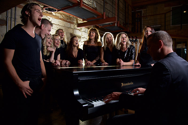 Big Soul Gospel Choir for hire civil wedding ceremonies