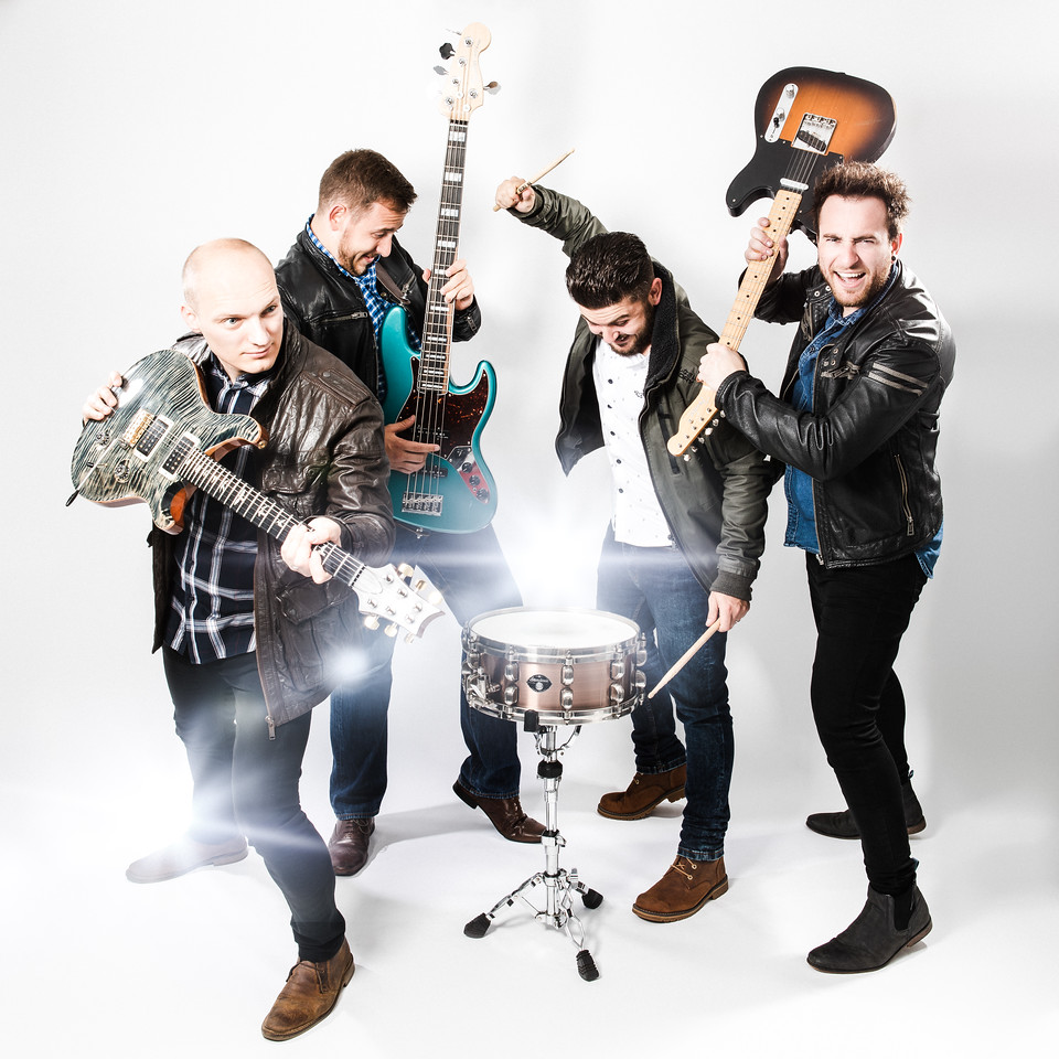The Hot Shots Rock And Pop Function Band Essex Alive Network