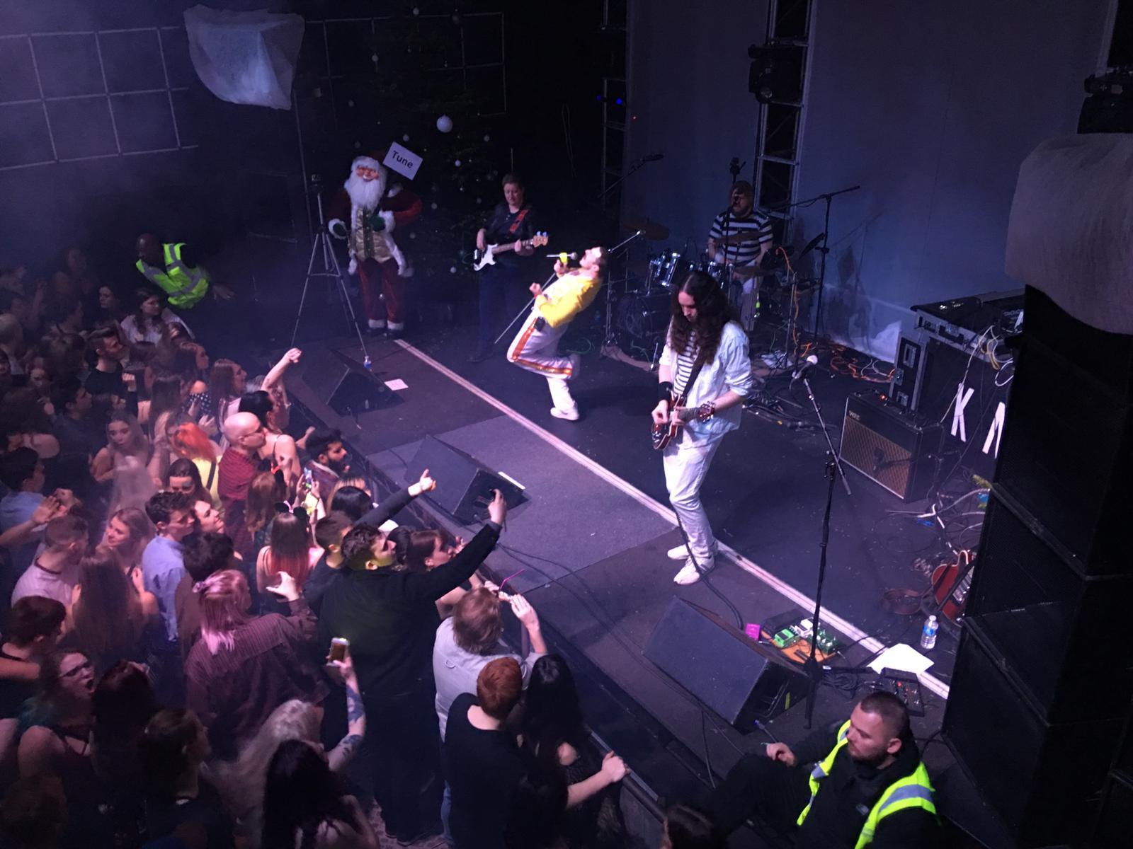 Queen Rocks | Queen Tribute Band Cambridgeshire | Alive Network