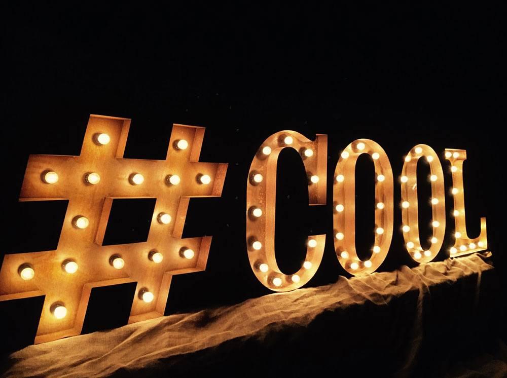 promo letters in lights light up letters kent
