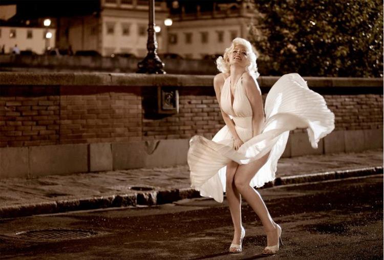Marilyn monroe look alikes xxx, teagan nude milf