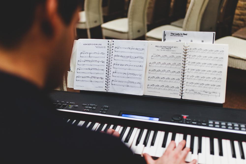 Mark F | Pianist Lincolnshire | Alive Network