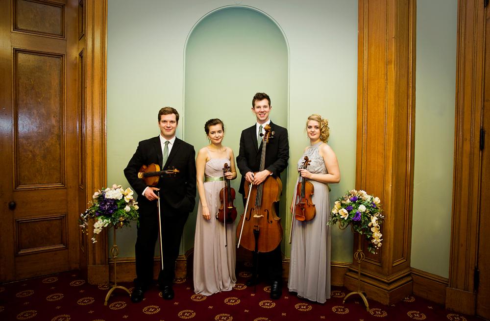 String quartet manchester wedding gowns