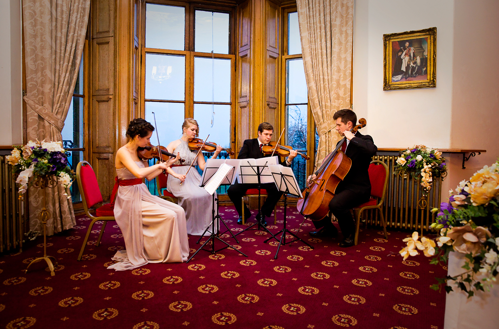 Promo North West Strings String Quartet Manchester Greater