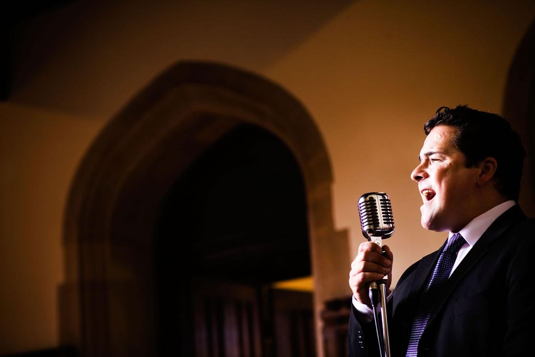 Top 10 Rat Pack & Swing Singers For Weddings In 2014
