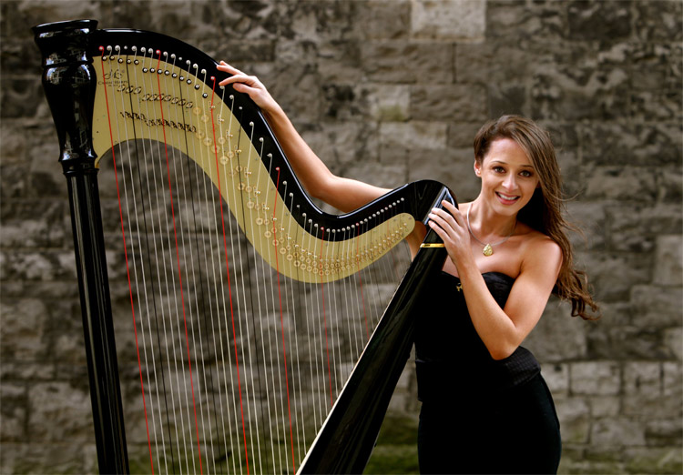 Top 10 Harpists For Weddings In 2014