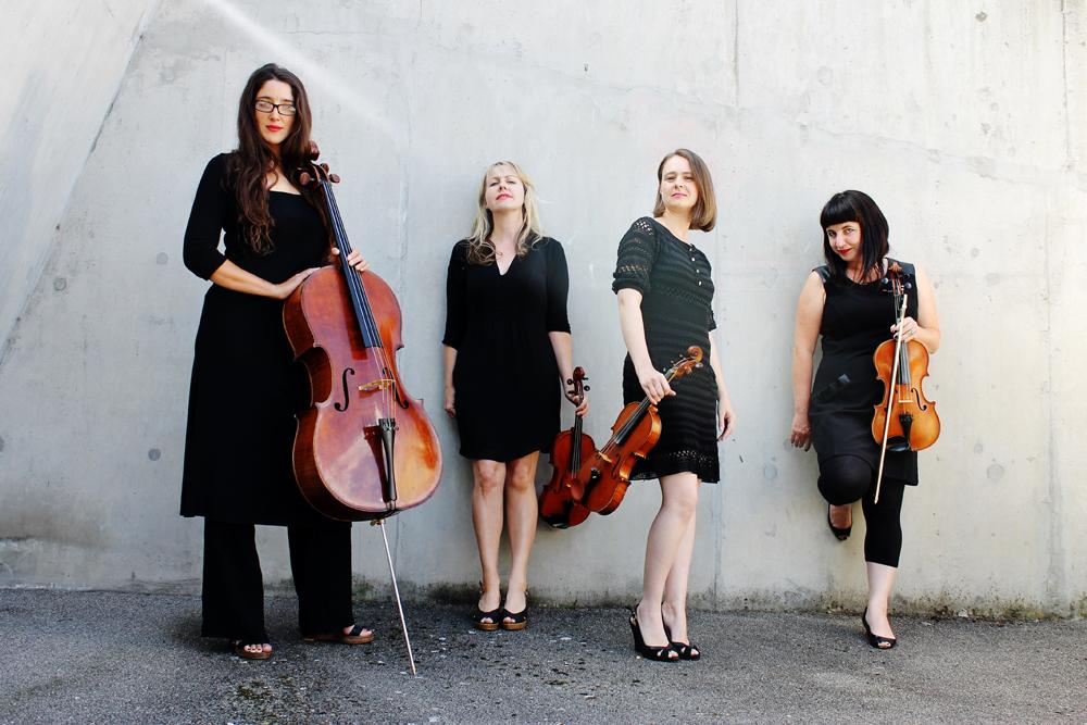 Solar Strings String Quartet Newcastle Upon Tyne Alive Network