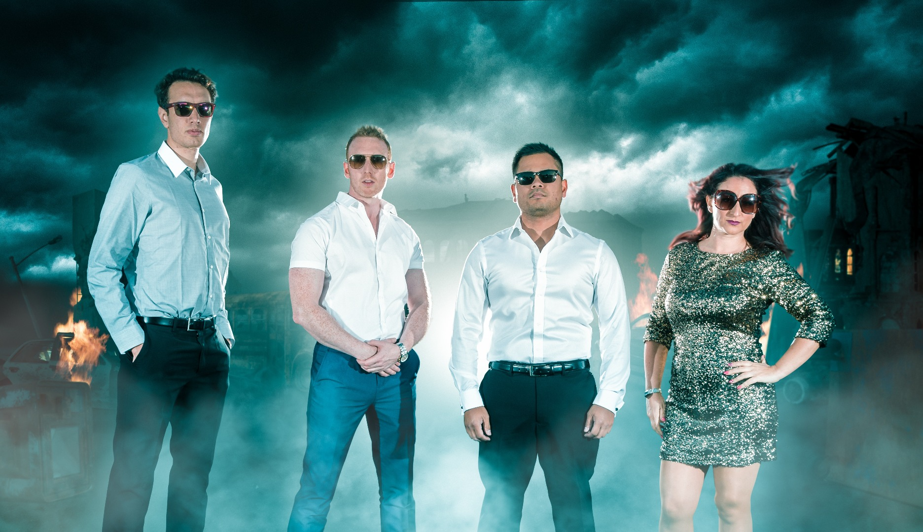 Arena | Rock and Pop Function Band London | Alive Network