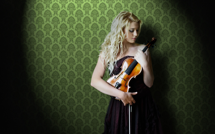The Northern Violinist Classical Musicians Booking Guide