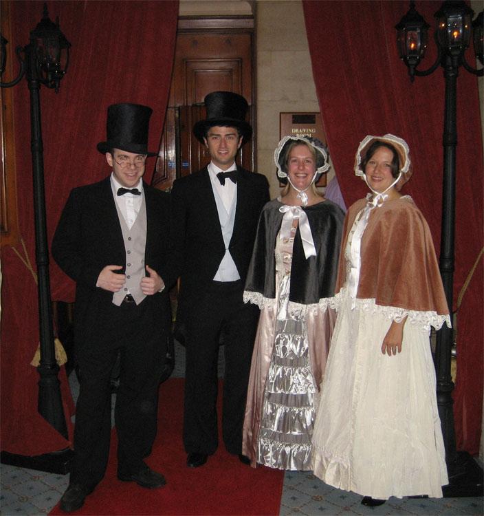Victorian Carol Singers Victorian Carol Singers London Alive Network