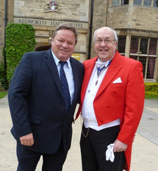 Yorkshire Wedding Toastmaster