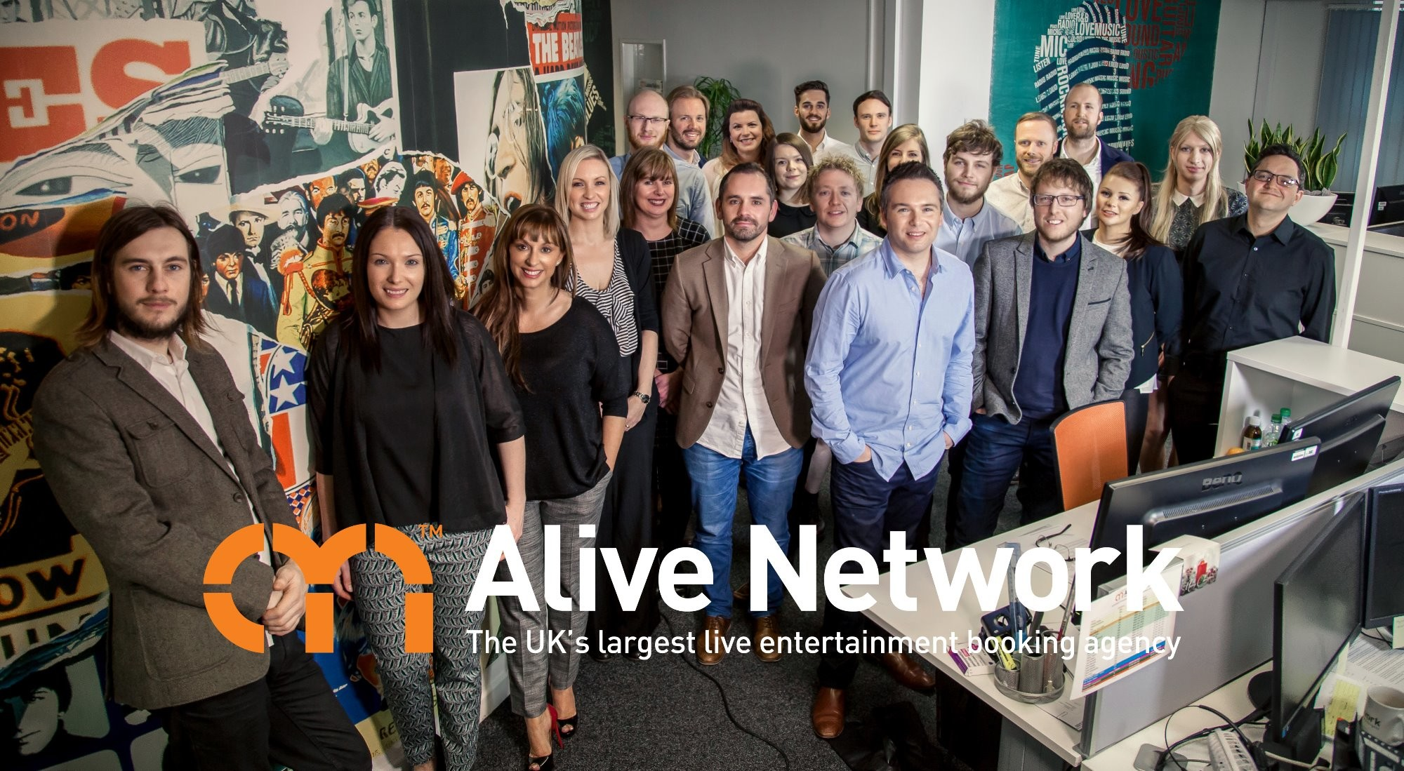 Alive Network Staff 2