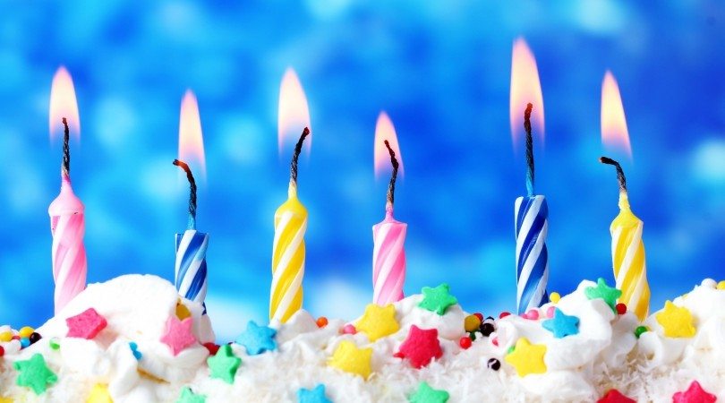 A Brief History Of Birthdays