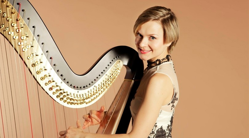 Booking a harpist