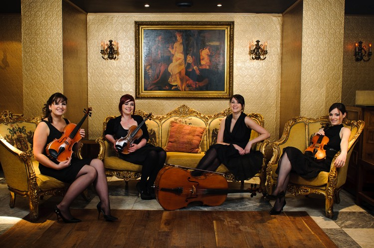 Cairn String Quartet For Hire