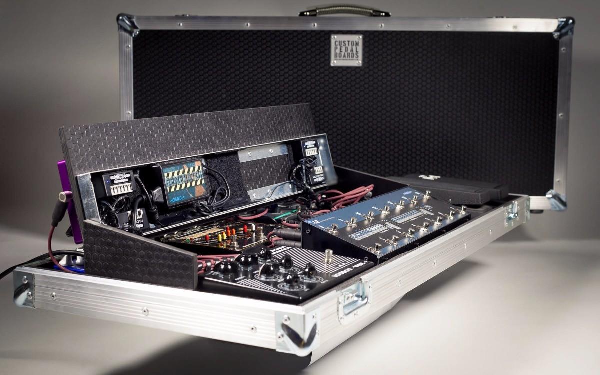custom guitar pedal boards review alive network. Black Bedroom Furniture Sets. Home Design Ideas