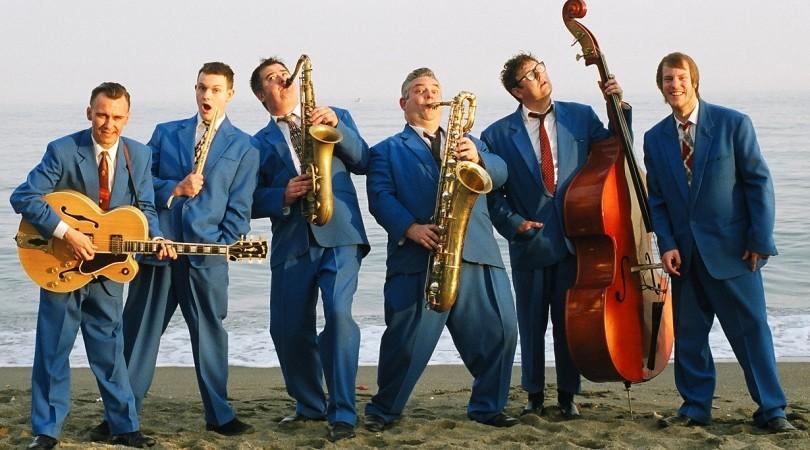 Swing, Jive & Rock n Roll Band - King Pleasure & The Biscuit Boys