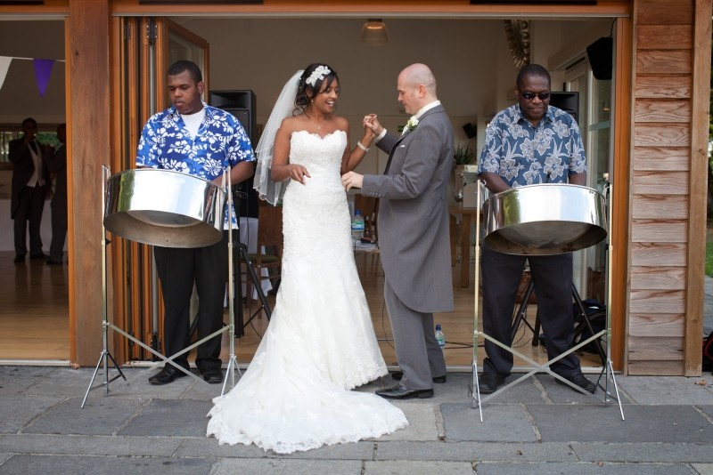 steel band for hire