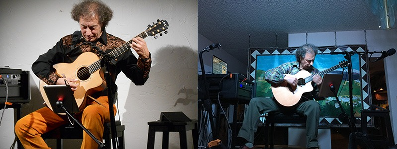 Pierre Bensusan | NeckUp Guitar Support